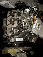 Toyota 4Runner 185  авторазбор