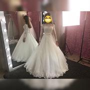Продам свадебное платье в иделаьном состоянии