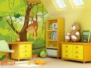 Фотообои в детскую комнату