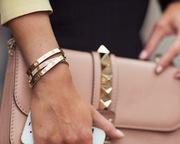 Серебряные украшения серии «Cartier»