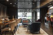 Современный дизайн-отель в Киеве
