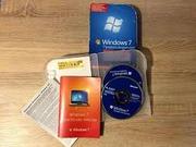 Microsoft Windows 7 Профессиональный, 32 64 Bit, Russian, BOX ( СНГ )