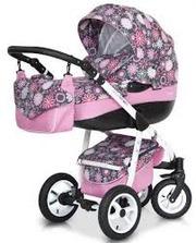 Детская коляска Riko NANO 3 в 1