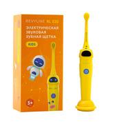 Звуковая электрическая щетка Revyline RL 020 Kids,  Yellow