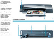 Плотер HP-130