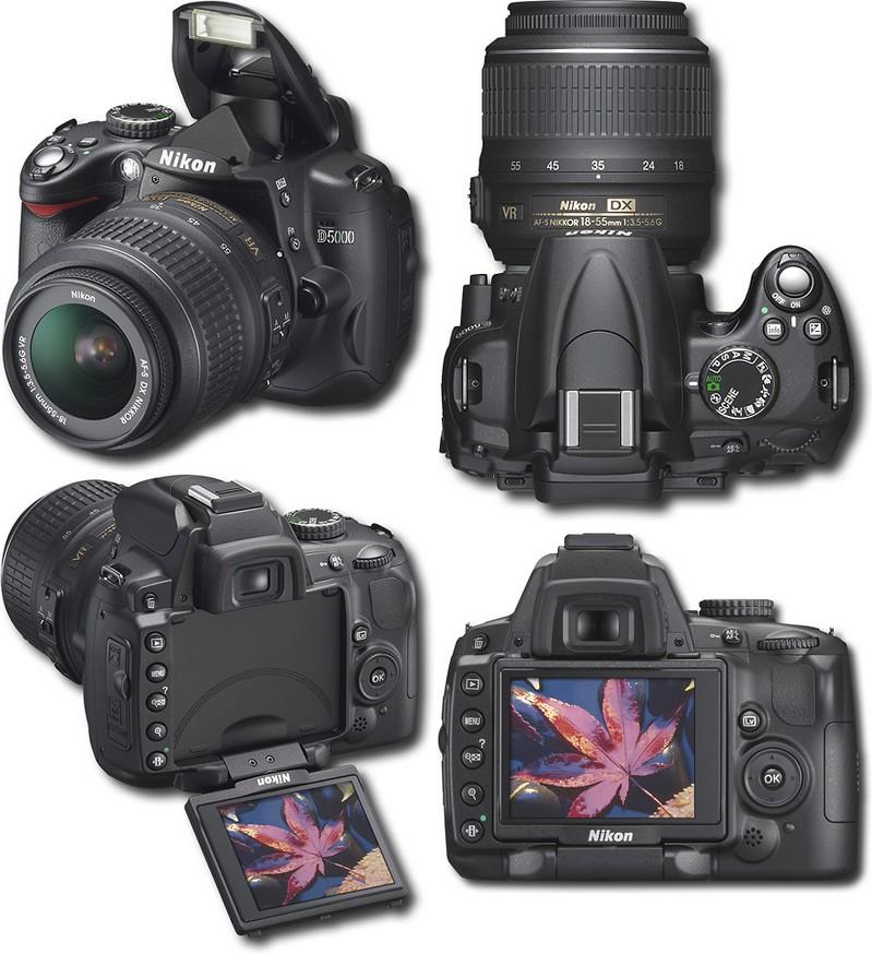 Обзор цифровых зеркальных фотокамер Nikon D3000 и Nikon D5000 · 01 июл 2010 · Обзоры · Обзоры и статьи о технике · Цифровой центр
