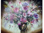 живопись (картина) Цветы